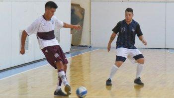 Con más de veinte partidos, esta tarde continuará el torneo Apertura de fútbol de salón.