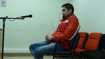 Alejandro Javier Lezcano fue condenado por el homicidio del estudiante universitario de Río Senguer Alejandro Balle. El miércoles la sentencia quedó firme.