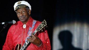 fallecio chuck berry: un repaso sobre la vida del pionero del rock