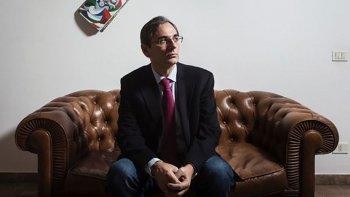 Roberto Di Bella, el juez que impulsa la controvertida medida.