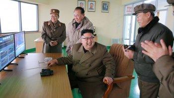 Kim Jong-un fortalece la carrera armamentista de Corea del Norte.
