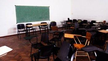 este lunes no hay clases en provincia pero se reunen sindicatos y gobierno