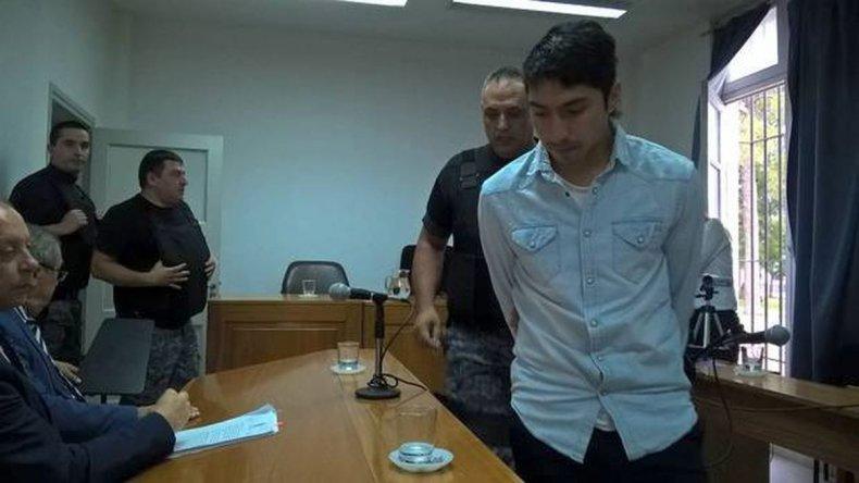 Niegan libertad condicional a Luciano Cabral