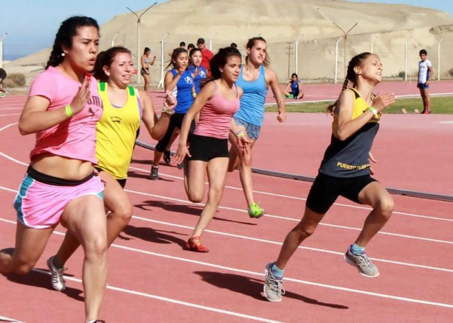 Con una gran convocatoria se realizó la primera fecha del Campeonato atlético más importante del sur argentino
