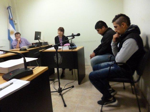 Junior Perea y Agustín Soto ya se encuentran en libertad.