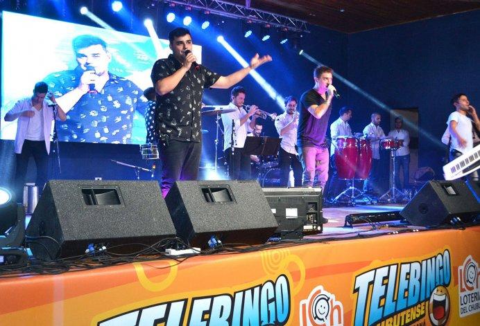 El Telebingo desembarcó con un mar de premios en Gaiman y con La Totora
