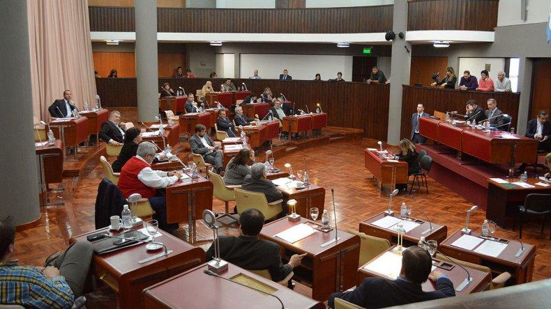 En la Legislatura con el cambio de reglamento se podrán crear nuevos bloques