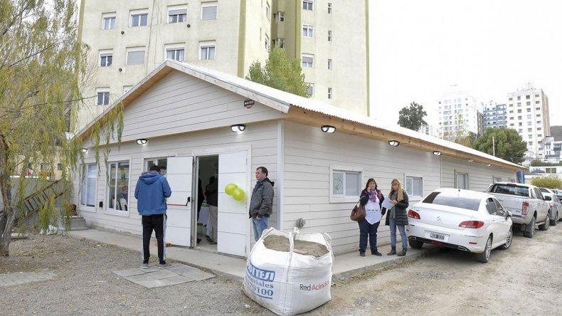 La Fundación Crecer fue una de las instituciones de la ciudad beneficiada con la ordenanza de Responsabilidad Social Empresaria.