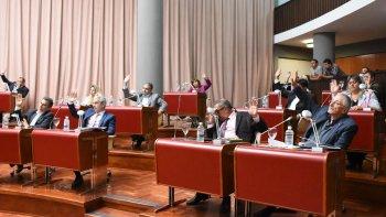 finalmente manana habra sesion especial en la legislatura