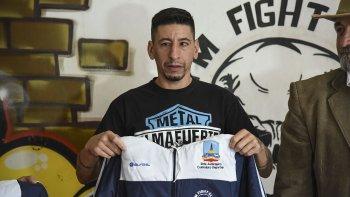 Darío Achaval, el campeón argentino que espera la revancha de Marcio Francisco para que la victoria conseguida sea en buena ley.