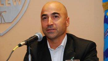 Jorge Aidar Bestene en Comodoro. Proyecta visitas quincenales en su campaña para ser diputado.
