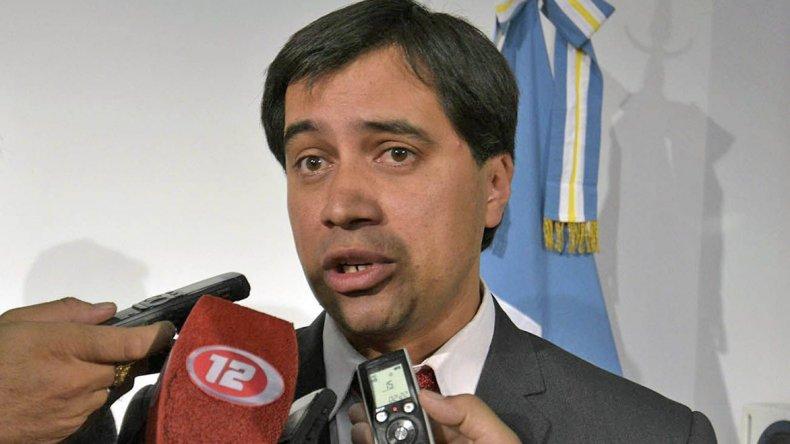 El ministro Durán recorrió el nuevo Centro de Monitoreo