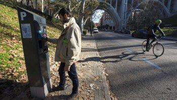 google maps lanza una funcion que te dice donde estacionaste tu auto