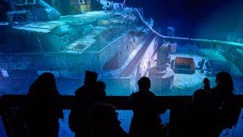 lanzan un tour para explorar los restos del titanic