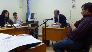 Catorce años de prisión es la pretensión punitiva que fijó la Fiscalía para Emilio Taher Abboud por el homicidio de Claudio Boz.