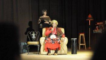 La compañía teatral Casting Bipolar mañana presentará la obra Venecia. Será en Astra y en el marco de la Fiesta Provincial del Teatro.