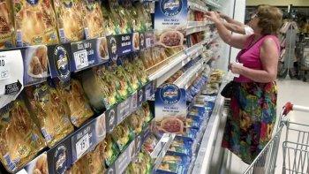 La facturación por las ventas en las grandes cadenas de supermercados creció un 21,2% interanual.