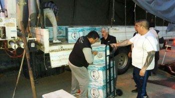 La comisión directa del Sindicato de Petroleros Jerárquicos anunció que desde el lunes 20 el lote de productos que componen el programa Compremos Juntos cuesta 2.500 pesos.