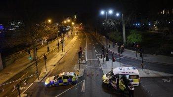 detuvieron a ocho personas por el atentado en londres