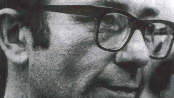 Se cumple un nuevo aniversario de la muerte de Rodolfo Walsh.