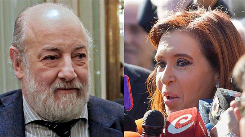 El juez Bonadio autorizó a Cristina Kirchner a viajar a Europa