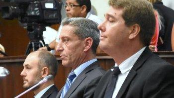 asumieron nuevos secretarios habilitado y legislativo