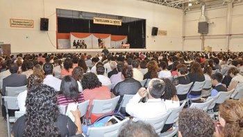 Hoy en el Predio Ferial los Testigos de Jehová tendrán su primera asamblea de circuito de este año.