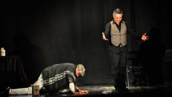se vive la ultima jornada de la fiesta provincial del teatro en comodoro