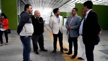 Ya está todo listo para la inauguración del Mercado Concentrador de Chubut.