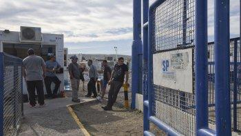 Los trabajadores de SP tomaron la planta de la empresa a mediados de la última semana.