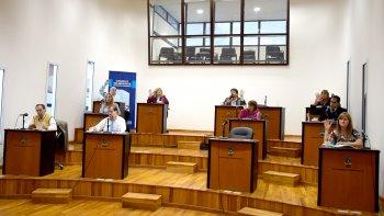 concejales se pronunciaron en defensa de las fuentes laborales