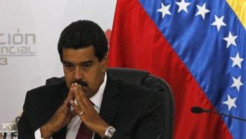 Maduro apuesta a la suspensión de la asamblea de la OEA.