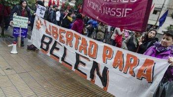Distintas organizaciones sociales a nivel nacional e internacional habían cuestionado la condena de Belén.