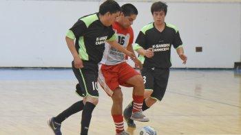 El torneo Apertura de fútbol de salón disputó una nueva fecha el último fin de semana en dos gimnasios de la ciudad.