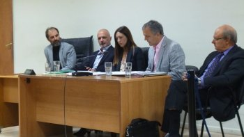 Hoy se definirá si la juez Gladys Olavarría finalmente juzgará a los ex intendentes Martín Buzzi y Néstor Di Pierro.