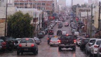 declararon la emergencia en la ciudad por las persistentes lluvias