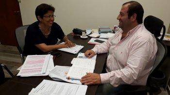 el concejo deliberante pide la reversion de dos vetos de provincia
