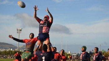 Comodoro Rugby Club dominó de principio a fin la primera fase del Torneo Preparación que lleva adelante la Unión de Rugby Austral.