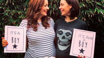 querian ser mamas y quedaron embarazadas al mismo tiempo