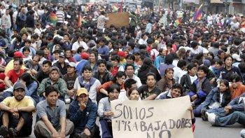 Hoy será la primera vez que diferentes colectivos de inmigrantes se manifestarán en forma conjunta en Buenos Aires.