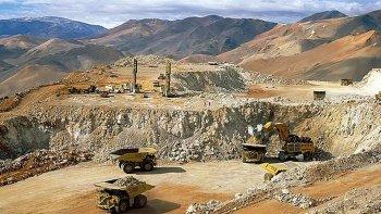 La mina Veladero es explotada por la empresa canadiense Barrick Gold.