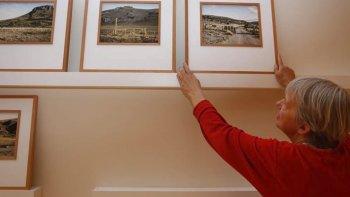 La muestra de Ruth Viegener en el Centro Cultural de Rada Tilly.