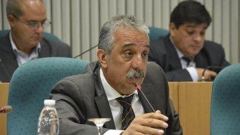 El jefe de bloque de diputados del FVS-PJ, Matías Mazú, dijo que los dichos de Eduardo Costa acerca de presionar a la justicia no se pueden tolerar en democracia.