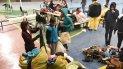 Hay más de 200 evacuados