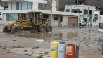 Declararon la emergencia social y de servicios públicos en Rada Tilly