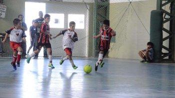El torneo de fútbol de salón infantil de La Súper espera por su vuelta.