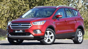 Una prueba a la nueva Ford Kuga 2.0 Titanium