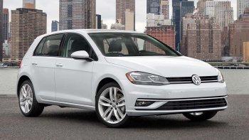 Así es el renovado Volkswagen Golf que llegará a fin de año