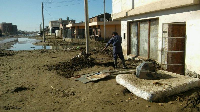 En Abel Amaya los vecinos se sienten solos y aislados