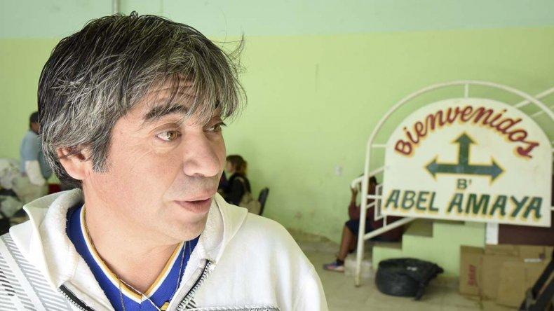 Marcelo Curallán: no tenemos entradas al barrio, estamos aislados